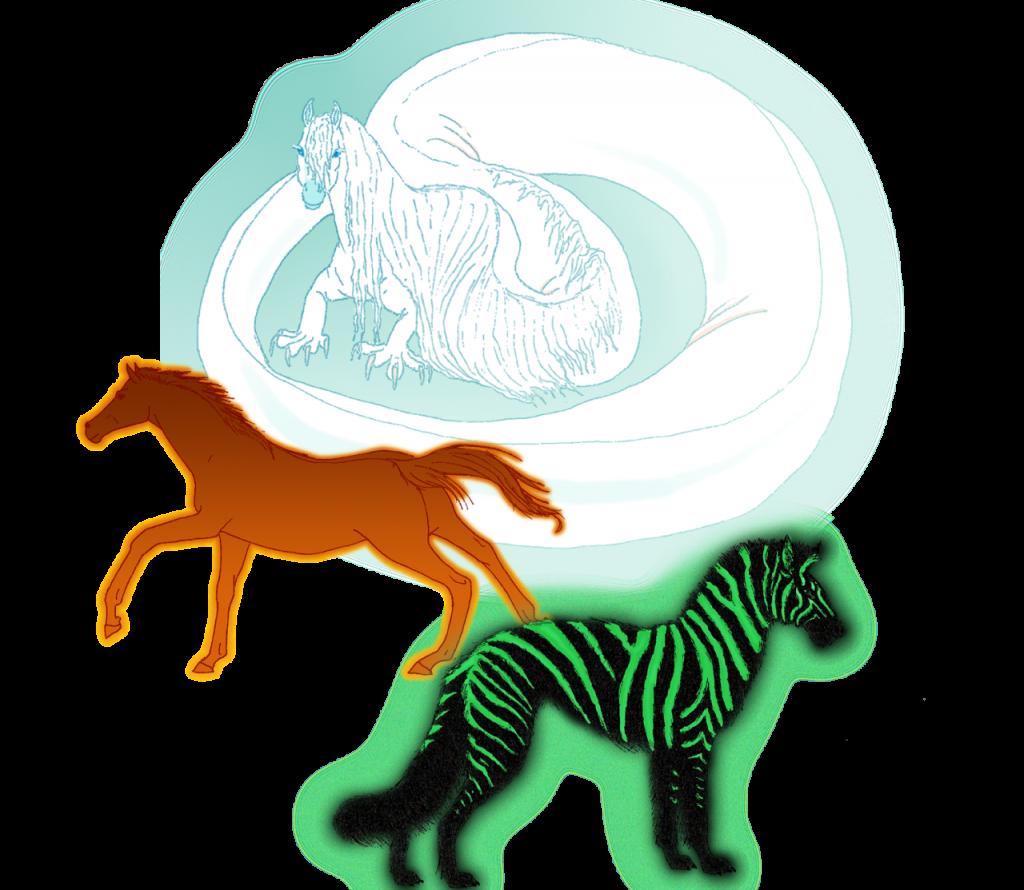 Horse...men? by cephalopodqueen